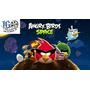 Angry Birds Space Mochila Morral Igo Coleccionables!