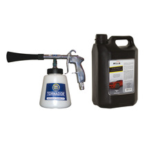 Tornador Black Profissional + Shampoo Limpeza 5 Litros