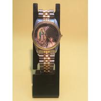 Reloj Análogo Con Imágenes Religiosas