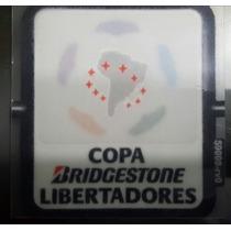Parche Copa Libertadores 2013 2014 2015 River Boca Racing