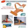 Pedal Elevador De Placas Durlock Knauf Herramienta Drywall