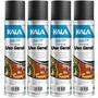 Tinta 4 Spray Várias Cores- Kala Profissional Geral