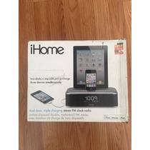Bocina Despertador Radio Ipod Iphone Ipad