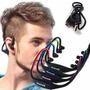 Auriculares Bluetooth Recargables Para Correr Deporte -fm Sd