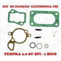 Kit Reparo Injeção Eletronica Tbi Tempra 2.0 8v Spi 1-bico