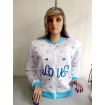 Sweater Blusas Estampadas Elegantes De Dama Chifon De Moda