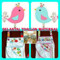 Delantal Maternal Manos Libres