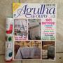Revista Agulha De Ouro 65 Dez/2001 1001 Motivos Crochê...