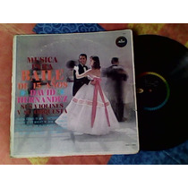 Disco Lp De Acetato Musica Para Baile De 15 Años