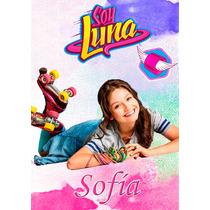 Soy Luna Souvenir Anotador Personalizado X32!!!