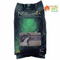 Ração Nutropica Natural Para Pixarro Trinca-ferro 5kg