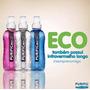 Squeeze Purific Eco 500ml Tira Cloro E Sujeira Refil 2 Unid