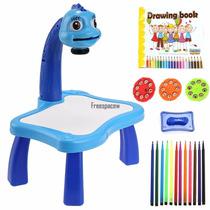 Escritorio Para Niño Y Niña Mesa De Dibujo Y Actividades