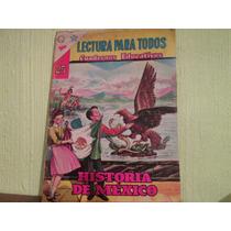 Libro Historia De México Para Niños, Edición Antigua