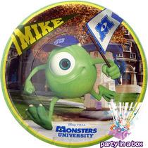 Todo Para Tu Fiesta De Monsters University. Platos Vasos Etc