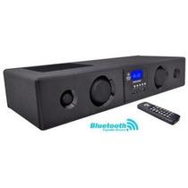 Pyle Barra De Sonido Con Bluetooth Usb-sd-fm 300w Max