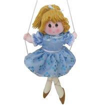 Muñeca De Trapo Columpio Juliette De My Little Doll