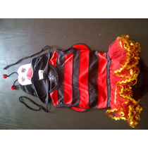 Disfraz De Niña De Coquito De 1 A 2 Años