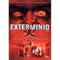 Dvd Exterminio ( 28 Days Later ) - Danny Boyle