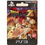 Dragon Ball Z: Battle Of Z Ps3 Batalla De Los Dioses Ps3