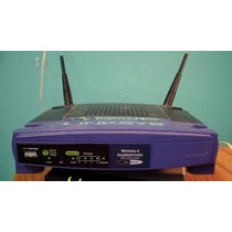 Router Profesional Cisco-linksys Wrt54g V8 Con Dd-wrt.
