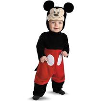 Disfraz Bebe Mickey Mouse T. 12 - 18