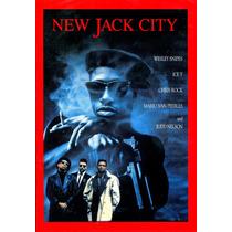 Dvd New Jack City ( 1991 ) Mario Van Peebles / Wesley Snipes
