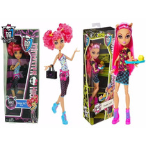 Howleen Wolf Loba Clase Baile Cafeteria Monster High Remate