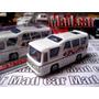 Mc Mad Car Minibus De Coleccion Majorette Metal Bus 1/64