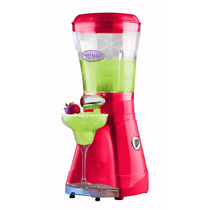 Máquina Para Preparar Margaritas Bebidas Frappe 64oz Nostalg