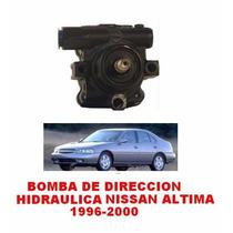 Bomba De Direccion Hidraulica, Nissan Altima 1994-2000