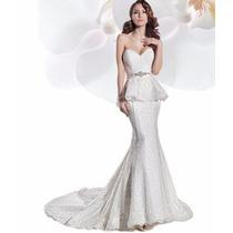 Promocion Vestido De Novia Importado Talle 8 Nuevo En Stock