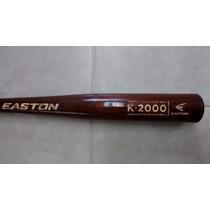 Bat Easton 32 K2000 Madera Fresno Pro Botellon