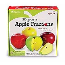 Juega Y Aprende Fracciones Con Manzanas Magnéticas