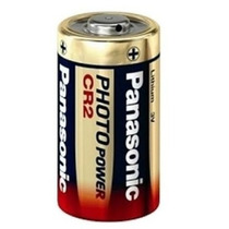 Cartela 1 Bateria Pilha 3v Cr2 Lithium Photo Power Panasonic