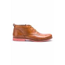 Zapatos De Cuero Qm Monroe Rebaja 20%off