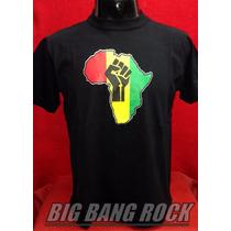 Remera Reggae Marley Talle M- Medium (50x65) Big Bang Rock
