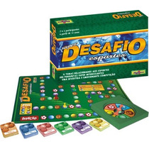 Jogo De Tabuleiro Super Desafio Esportes - Algazarra