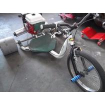 Trike Drif Triciclo Con Motor