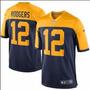 Camisa Original Nfl Aaron Rodgers Green Bay Packers