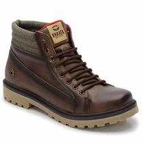 Bota Casual Boot Masculino Moderno Em 3 Cores Promoção