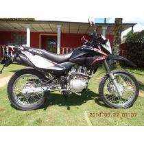 Yamaha Xr 150l Negra