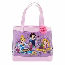 Bolsa Princesas Disney Praia Piscina Disney Store Lançamento
