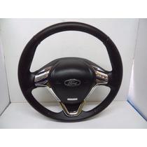 Volante Mod Titanium Fiesta Ford Cromado