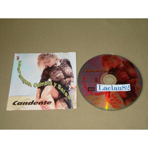 Candente Merengue Cumbia Y Salsa 1997 Piraña Cd Cumbia