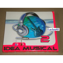 Idea Musical Vol 2 Generation 101 - 2001 Max Music Cd Nuevo