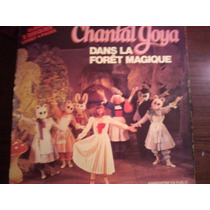 Disco Acetato De Chantal Goya Dans La Foret Magique