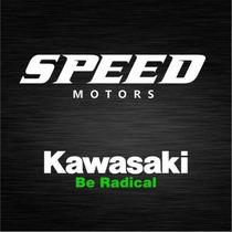 Kit Peças Originais Kawasaki Ninja 300 Vermelha 2014