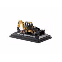 Mini Cat Retroescavadeira 420e Backhoe Escala Mini Norscot