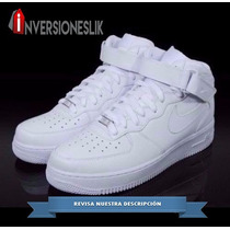 Zapatos Nike Air Force One Bota